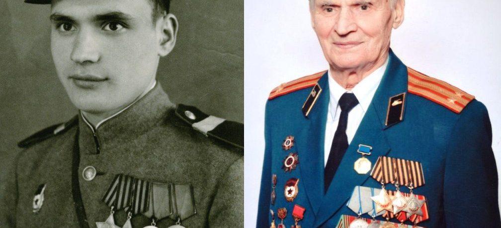 Александр Гаврилович Когутенко — настоящий бесстрашный воин!