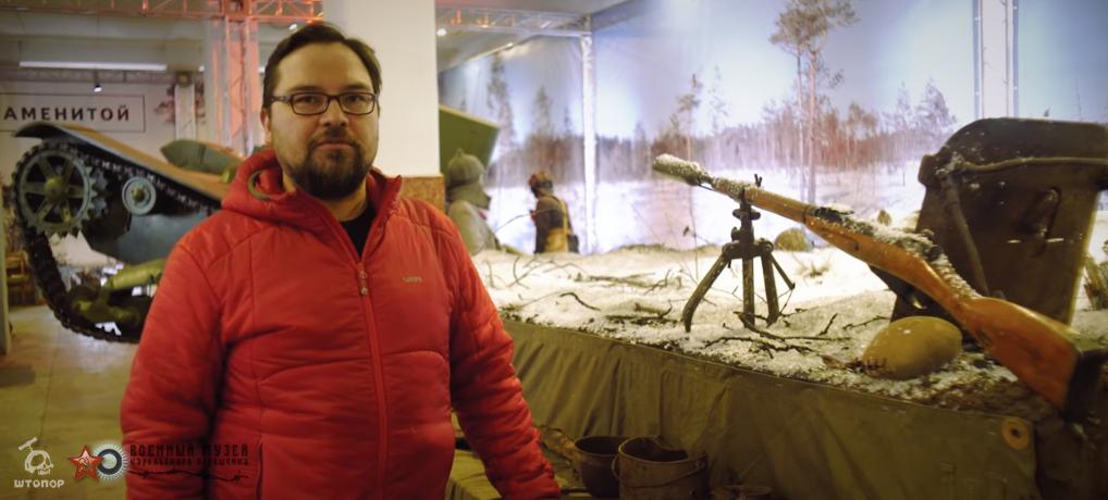 ВидеоОбзор диорамы «На той войне незнаменитой»